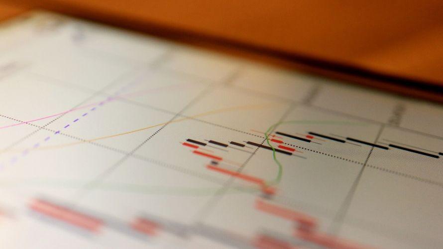 資産価値が上がらず相場急変のリスクがあるFX